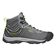 Mens Keen Venture Mid Waterproof Trail Running Shoe