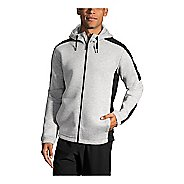 Mens Brooks Interval Hoodie Casual Jackets