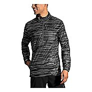 Mens Brooks LSD Pullover Long Sleeve Technical Tops