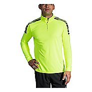 Mens Brooks Nightlife Half-Zips & Hoodies Technical Tops