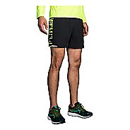 "Mens Brooks Nightlife 5"" Lined Shorts"
