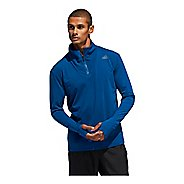Mens Adidas Supernova 1/4 Zip Tee Half-Zips & Hoodies Technical Tops