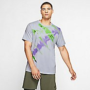 Mens Nike Dry Natural High Tee Short Sleeve Technical Tops