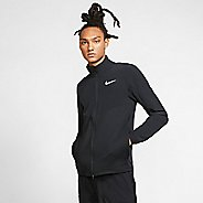 Mens Nike Element Full Zip Hybrid Half-Zips & Hoodies Technical Tops