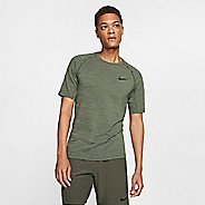 Mens Nike Pro Slim Short Sleeve Technical Tops