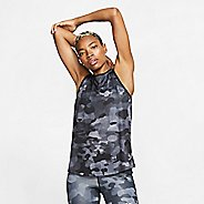 Womens Nike Dry Camo Sleeveless & Tank Tops Technical Tops
