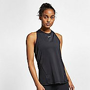 Womens Nike Pro All Over Mesh Sleeveless & Tank Technical Tops