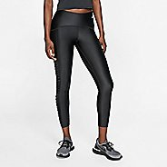 Womens Nike Speed 7/8 Twist Crop Tights