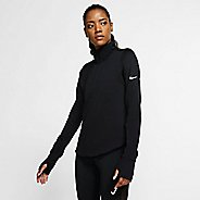 Womens Nike Sphere Element Half Zip Half-Zips & Hoodies Technical Tops