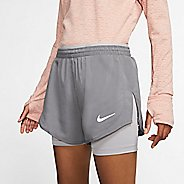 Womens Nike Tempo LX 2-in-1 Shorts