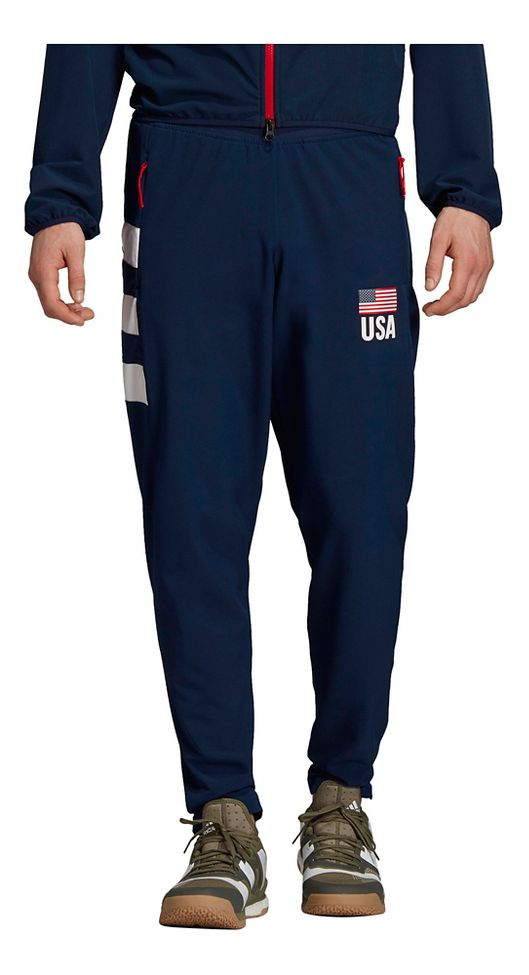 nuovi stili rivenditore online cercare Mens Adidas USA Volleyball Pants at Road Runner Sports