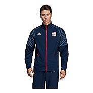 Mens Adidas USA Volleyball Warm-Up Running Jackets