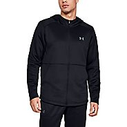 Mens Under Armour MK1 Warmup Full Zip Hoodie Casual Jackets