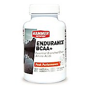 Hammer Nutrition Endurance BCAA+ 240 Capsules Supplement