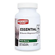 Hammer Nutrition Essential Mg 120 Capsules Supplement