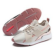 Womens Puma Muse X-2 Metallic Casual Shoe