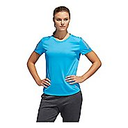 Womens Adidas Own The Run Tee Short Sleeve Technical Tops