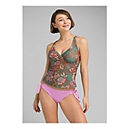 Womens Prana Kayana Tankini / D-CUP Built In Bra Swim