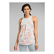 Womens Prana Valentina Sleeveless & Tank Technical Tops