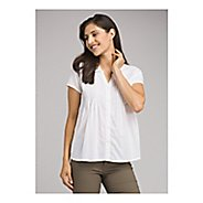 Womens Prana Katya Short Sleeve Technical Tops