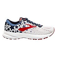 Womens Brooks Launch 6 Old Glory Running Shoe