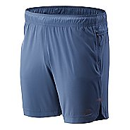 Mens New Balance Q Speed Run Crew Lined Shorts