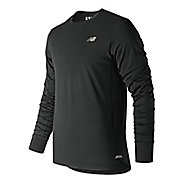 Mens New Balance Seasonless Long Sleeve Technical Tops