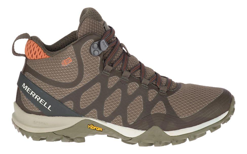 b6590f4c287 Womens Merrell Siren 3 Mid Waterproof Hiking Shoe at Road Runner Sports