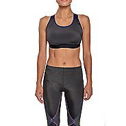 Womens CW-X Soft Cup Medium-Impact Sports Bras