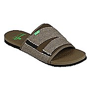 Mens Sanuk Beer Cozy 2 Slide Sandals Shoe