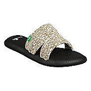 Womens Sanuk Yoga Mat Capri Knit Sandals Shoe