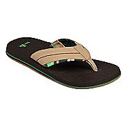 Mens Sanuk Beer Cozy 2 TX Sandals Shoe
