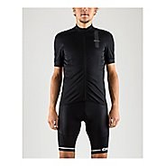 Mens Craft Rise Jersey Short Sleeve Technical Tops
