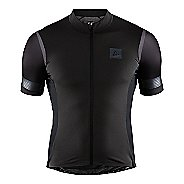 Mens Craft Hale Glow Jersey Short Sleeve Technical Tops