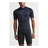 Mens Craft Essence Jersey Short Sleeve Technical Tops