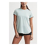 Womens Craft Breakaway Tee Two Short Sleeve Technical Tops
