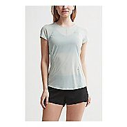 Womens Craft Nanoweight Tee Short Sleeve Technical Tops