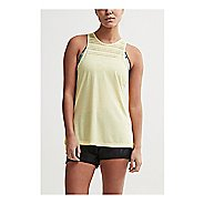 Womens Craft Charge Singlet Sleeveless & Tank Technical Tops