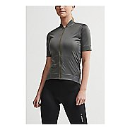 Womens Craft Essence Jersey Short Sleeve Technical Tops
