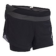 Womens Ultimate Direction Hydro Unlined Shorts