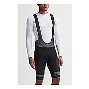 Mens Craft Hale Glow Bib Cycling Shorts