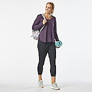 Womens R-Gear Ultra-Luxe Vented Long Sleeve Technical Tops