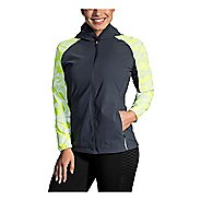 Womens Brooks Nightlife Jacket Running Jackets Jackets