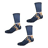 Mens New Balance Lifestyle 1847 V18 Socks 3 Pair Pack Socks