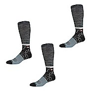 Mens New Balance Lifestyle 1847 Contour Socks 3 Pair Pack Socks