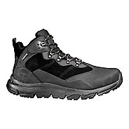 Mens Timberland Garrison Field Mid Hiking Shoe