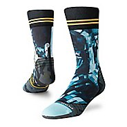Mens Stance RUN Kagan Moon Man Crew Socks