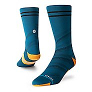 Mens Stance RUN Uncommon Light Crew Socks