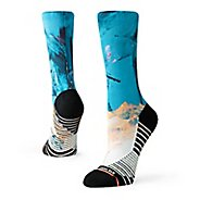 Womens Stance TRAINING Moon Crystal Crew Socks