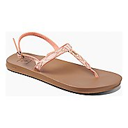 Womens Reef Cushion Bounce Slim T Sandals Shoe